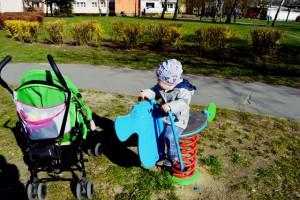 Organizer do wózka BabyOno rodzicielnik.pl