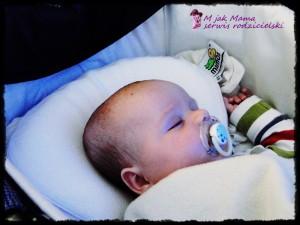 Poduszka Mimos dla dziecka