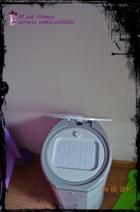 pojemnik na zużyte pieluchy Korbell