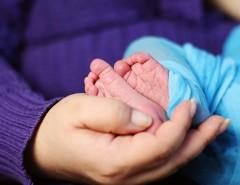 Napięcie mięśniowe u niemowląt