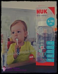 Butelka do karmienia dziecka NUK
