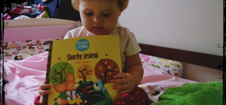 Przygody Fenka czytanie dzieciom bajek i opowiadań