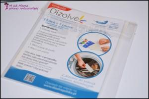 Listki piorące dla ubrań dziecięcych Dizolve