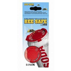 BEE SAFE - pokrywki na puszki 6szt.