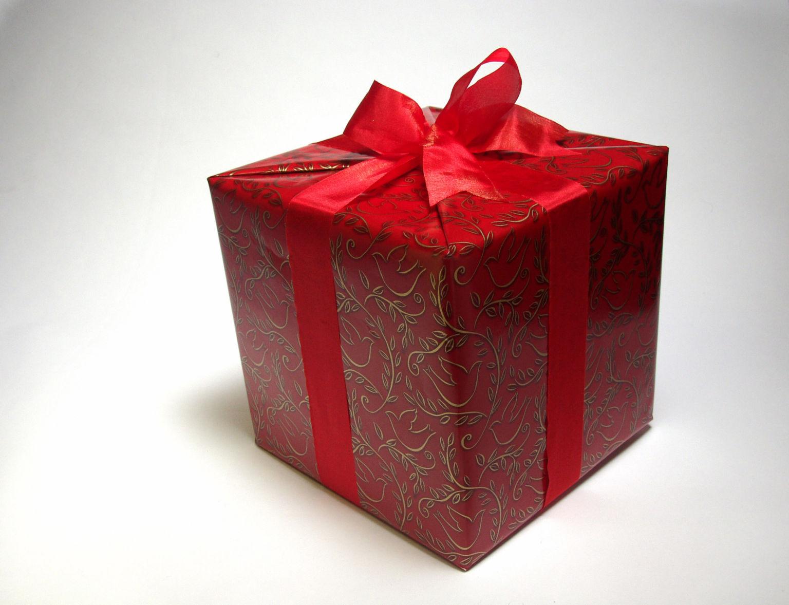 Как благодарить парня за подарки