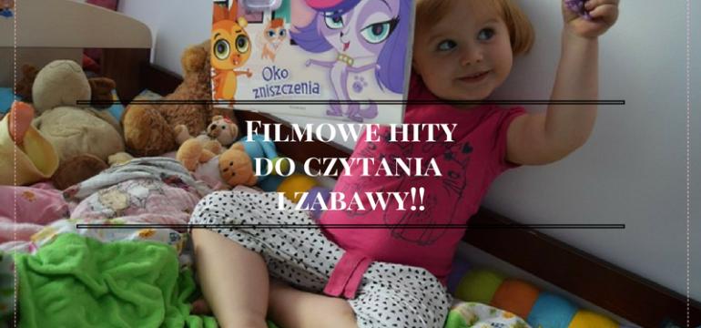 Filmowe hitydo czytania i zabawy!!