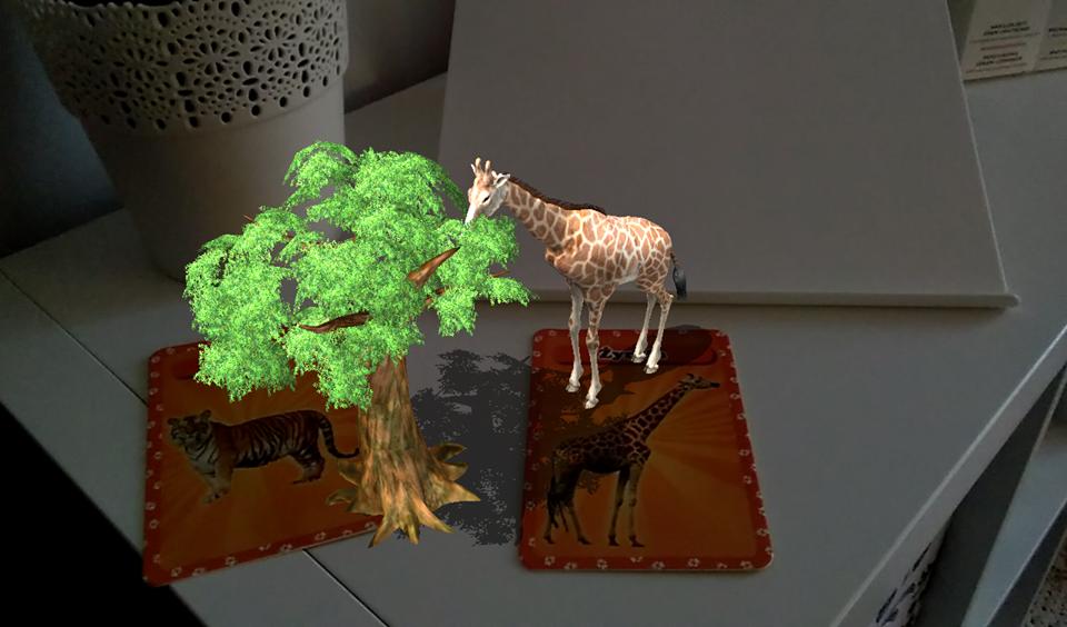 karty 3D