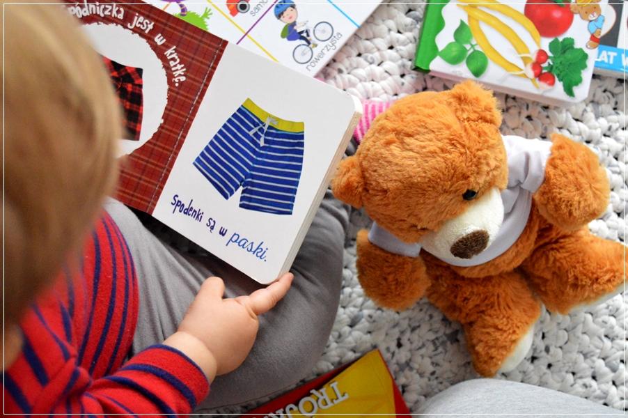 Zabawa i nauka w jednym prezent na roczek dla dziecka