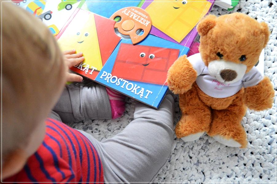 Cztery książeczki w jednej najlepsze prezenty na roczek