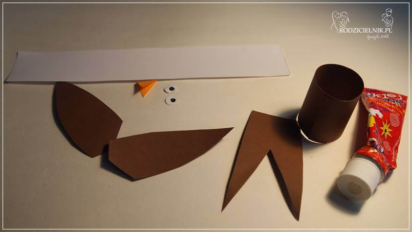 jaskółka z papieru