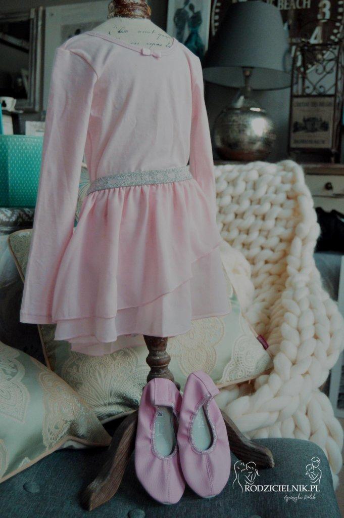 strój baletowy