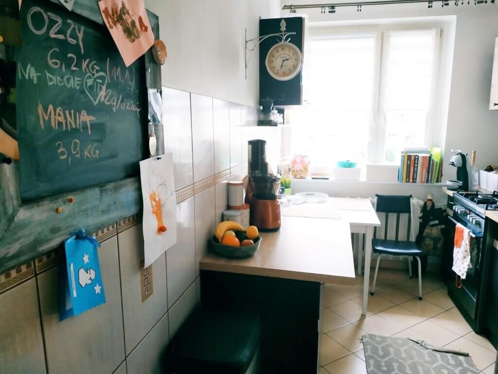 metamorfoza płytek w kuchni